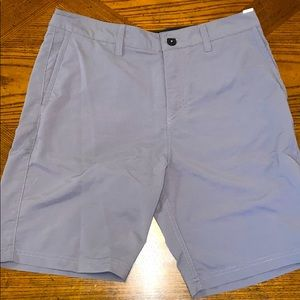 Men's Quick Sliver Grey Shorts